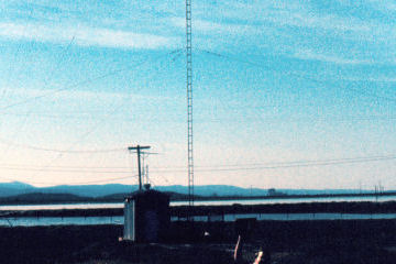 KIBE AM Palo Alto Transmitter Building